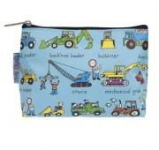 LK - Working Wheels Wash Bag